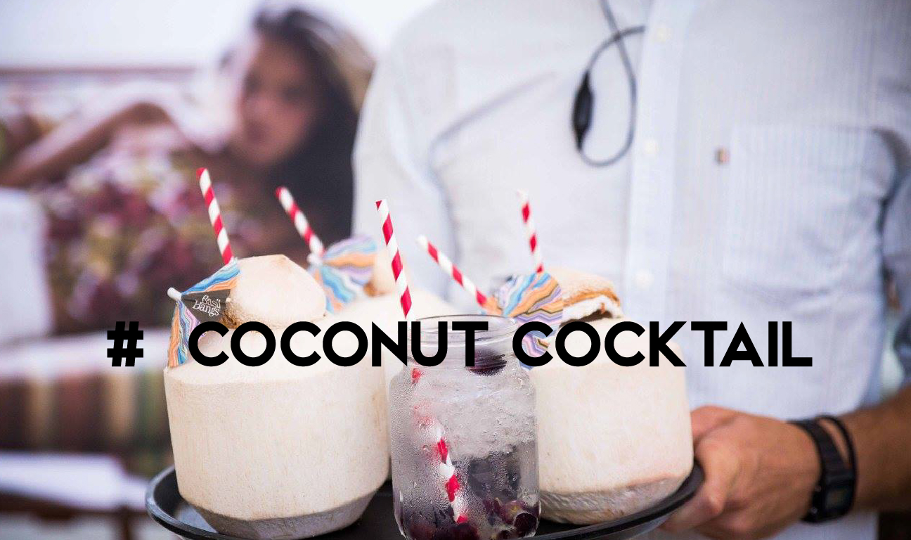 Create Coconut Cocktails